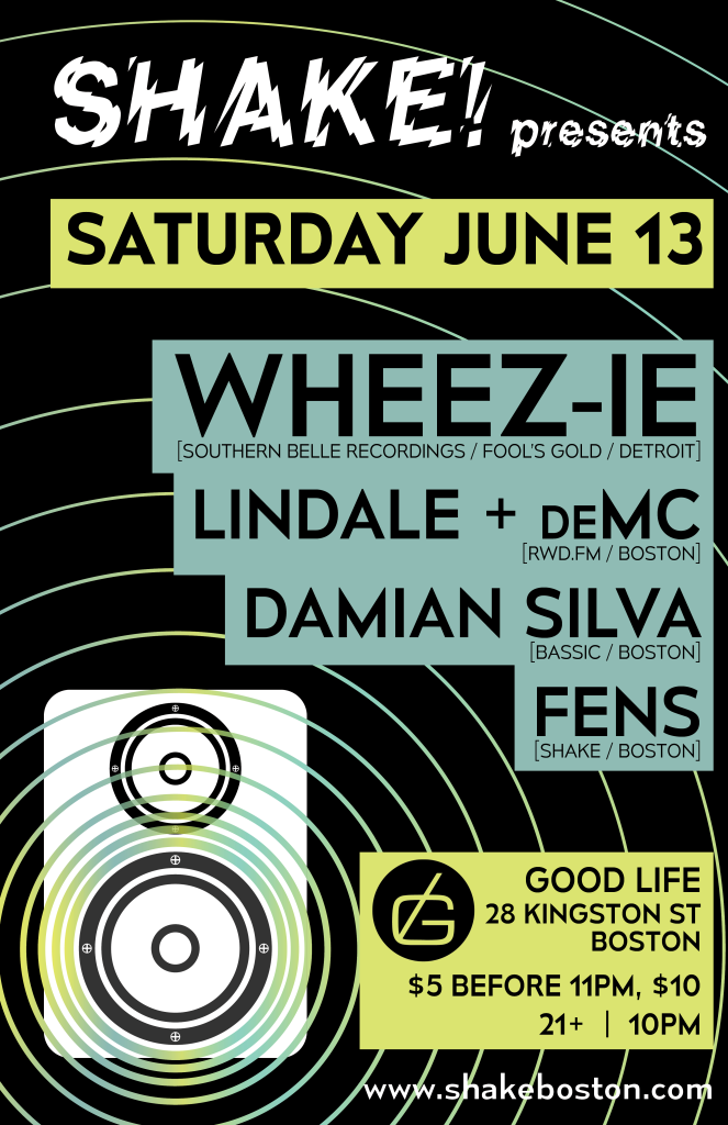 Wheez-ie June 13 2015 - Large Poster